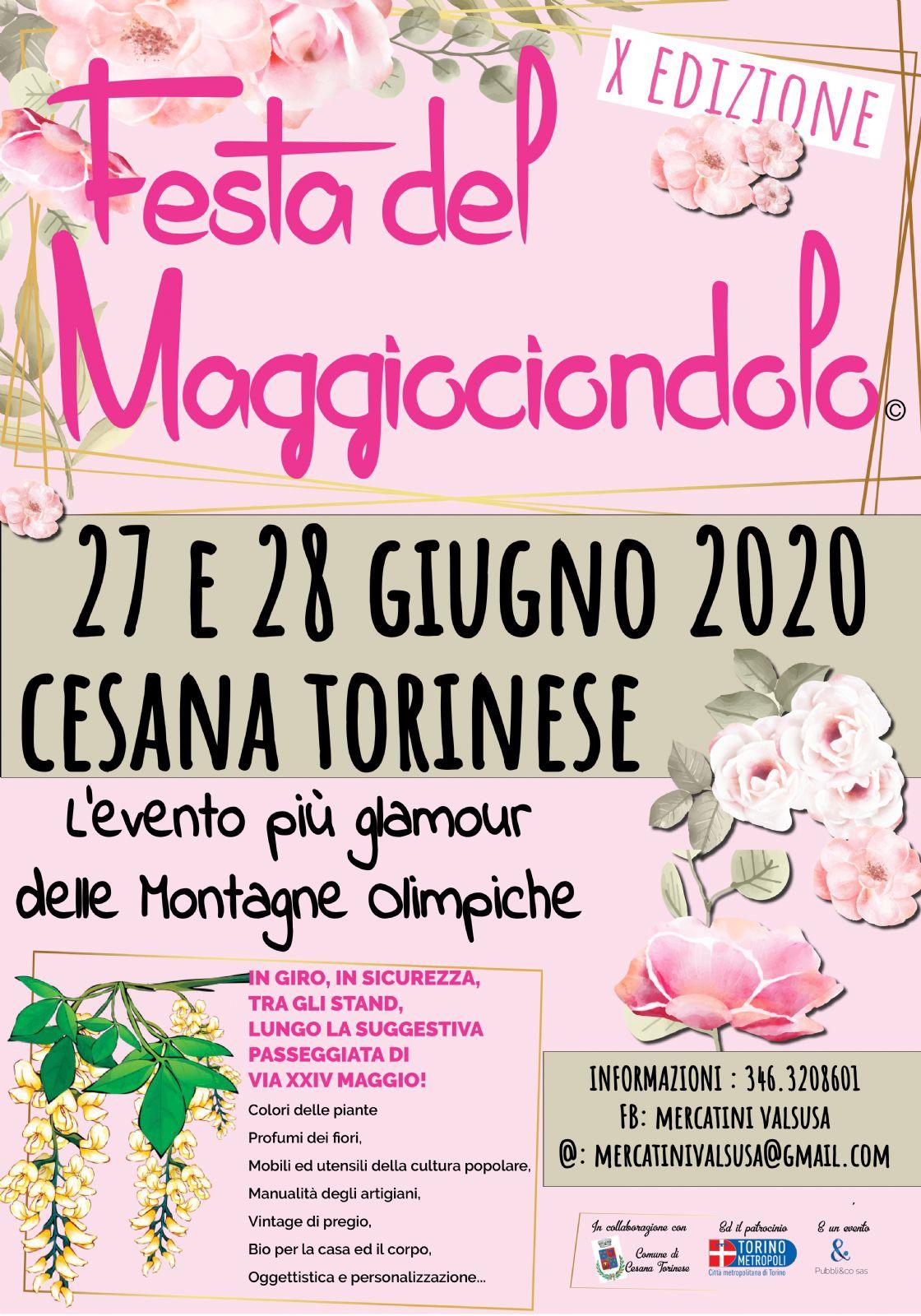 FESTA DEL MAGGIOCIONDOLO - 8° edizione